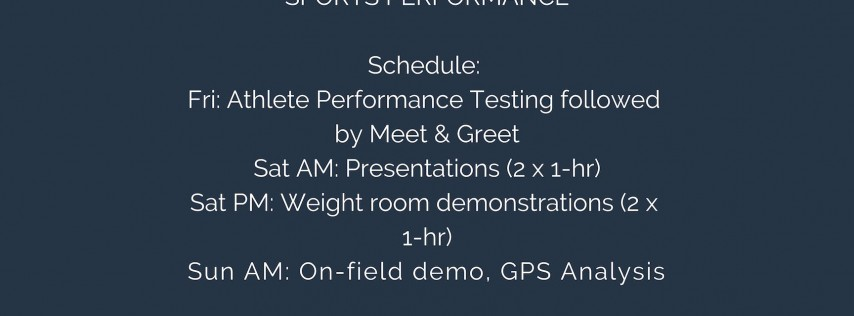 Kilograms to Kilometers: Strategies to Maximize your S&C for Rugby (NOLA)