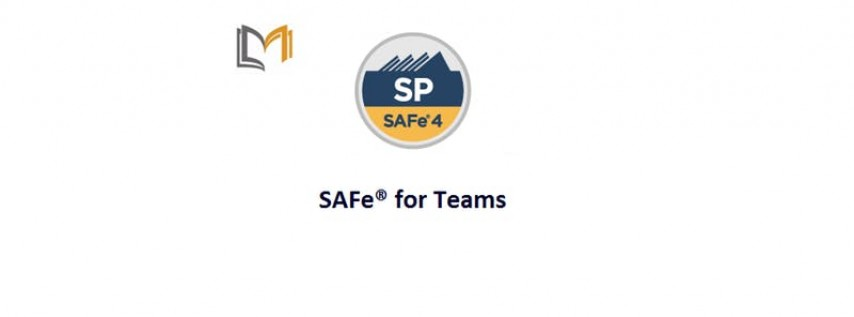 SAFe® For Teams Training in San Antonio On July 25th - 26th, 2019