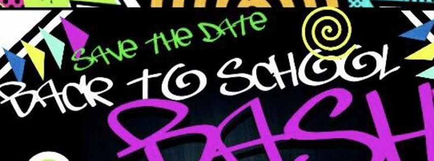 Back to School Bash 2019