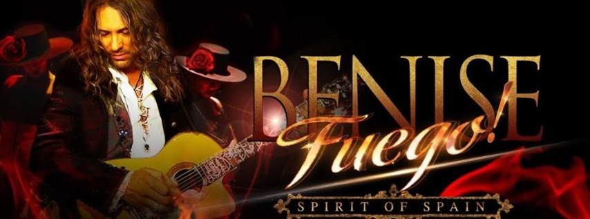 Benise - Fuego! Spirit of Spain