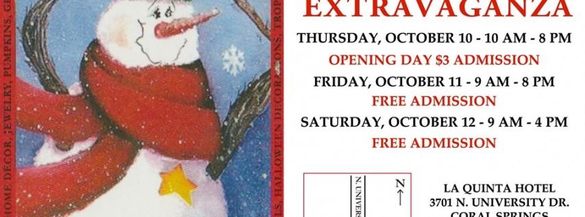 Holiday Extravaganza Craft Show