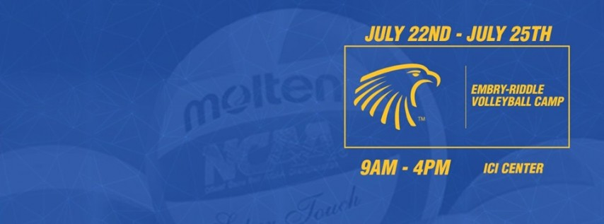 Embry-Riddle Volleyball Camp Session 2
