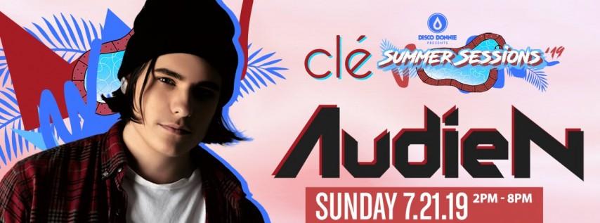 Audien / Sunday July 21st / Clé Summer Sessions