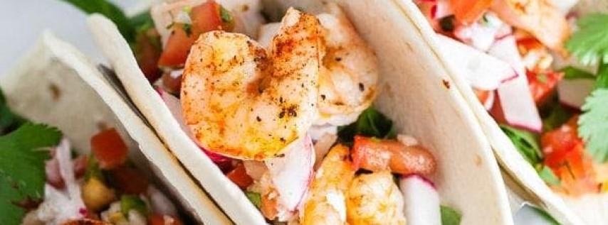 Lunch & Learn- Shrimp Tacos
