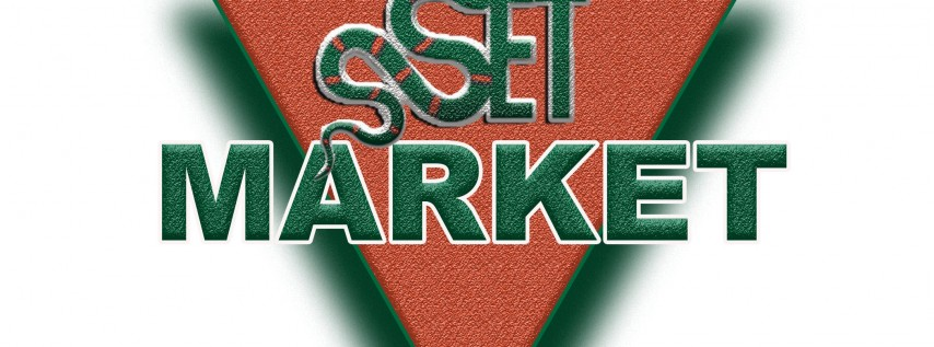 Set Market Vendors, October 1st, 2019