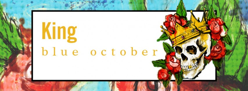 Blue October - The King Tour