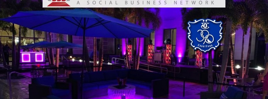 RedCarpetMonday Orlando Networking Event hosted at DoveCote