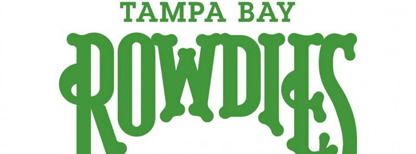 Tampa Bay Rowdies vs. Nashville SC
