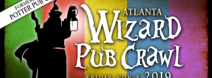 Wizard Pub Crawl (Atlanta, GA)