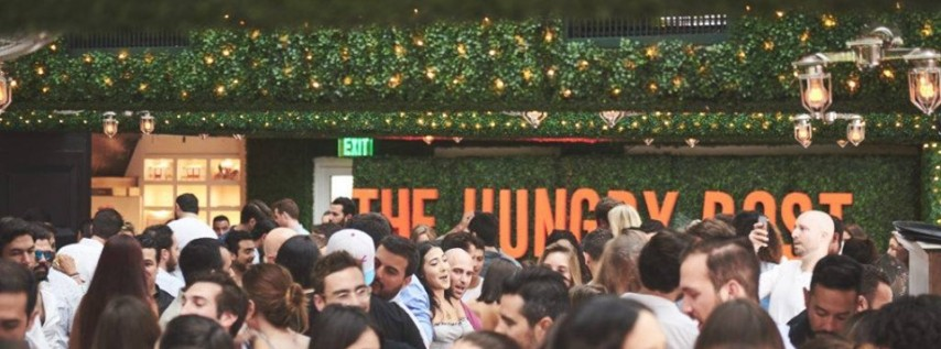 Blurry Brunch by The Hungry Post presented by Tanqueray