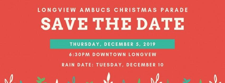 2019 Longview Ambucs Christmas Parade