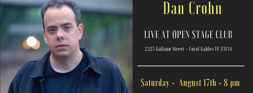 Have-Nots Comedy Presents Dan Crohn