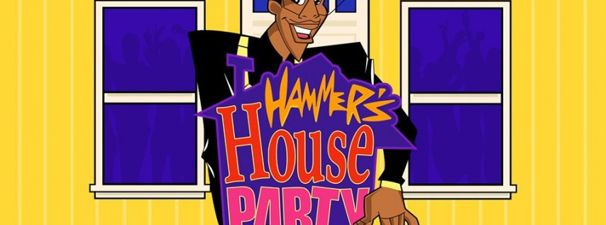 Hammer's House Party ft. MC Hammer, Kid 'N' Play, Coolio & more!