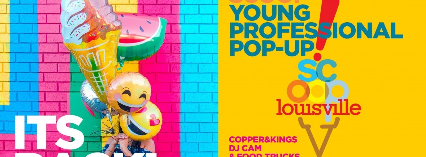 Louisville Scoop Young Professional Pop-Up
