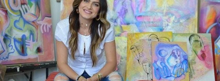 Alexandra Nechita: Reimagined