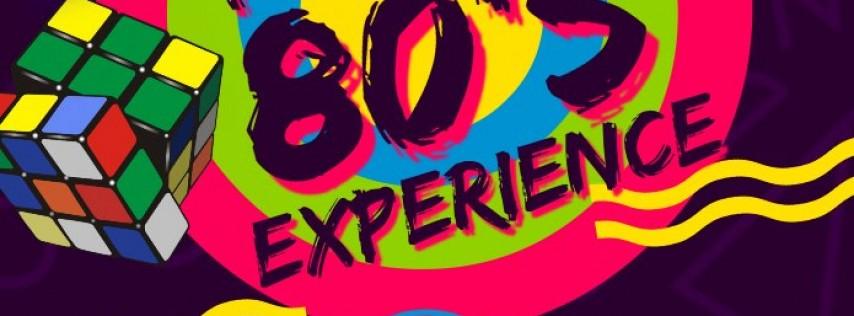Dj Rickie Sharp's Totally 80's Experience
