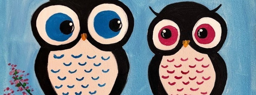 Cookies & Canvas-Owl Always Love You at Wine & Canvas