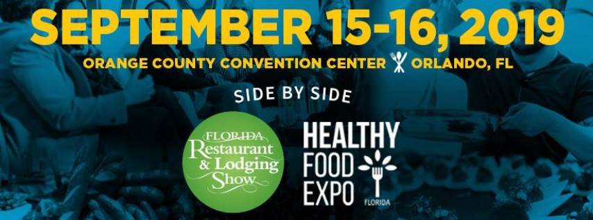 Florida Restaurant & Lodging Show 2019