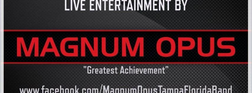 Magnum Opus Duo Lock 'N Key 8/30/19