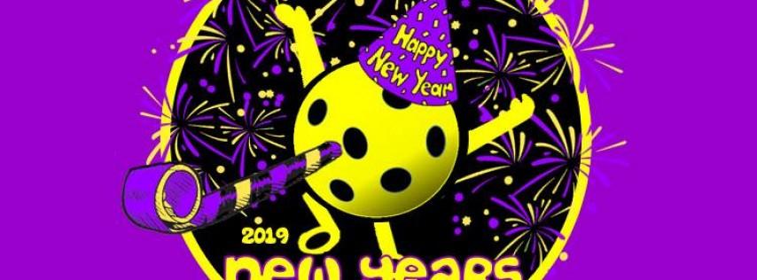 New Years Slam Pickleball Tournament