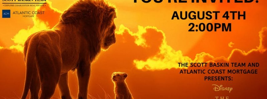 The Lion King with the SBT!