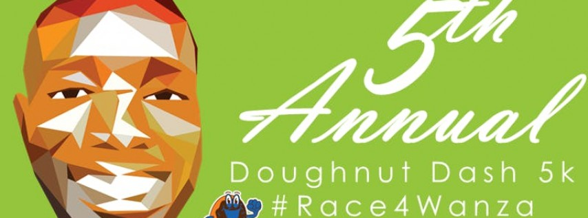 Doughnut Dash 5k 2020 #Race4Wanza