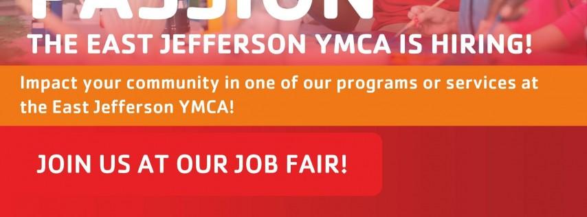East Jefferson YMCA Job Fair