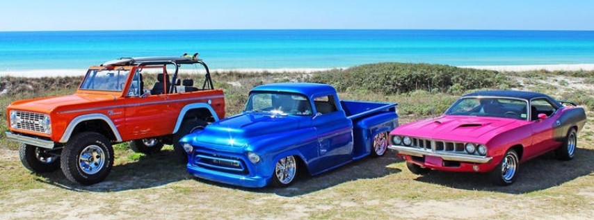 Emerald Coast Cruizin Fall November 2019