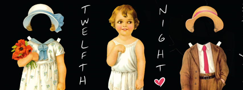 Twelfth Night at Cahill Theater