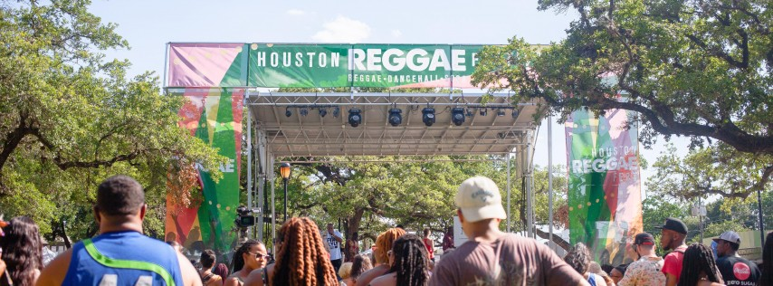 2020 Houston Reggae Fest