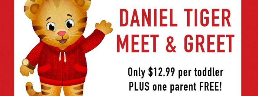 Daniel Tiger Meet & Greet Toddler Time