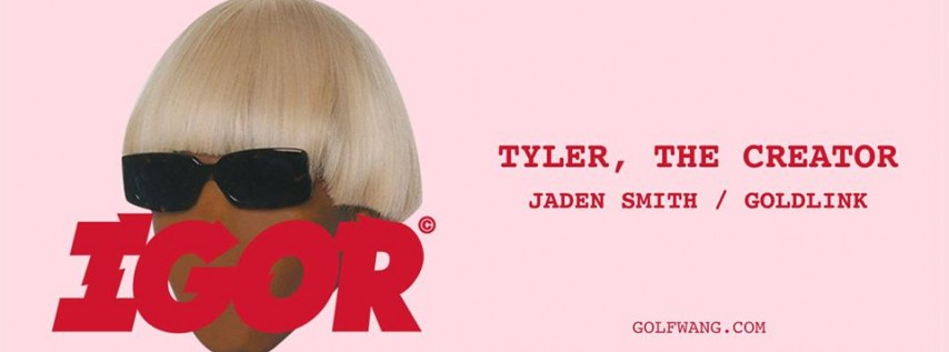 Tyler, The Creator w/ Jaden Smith and GoldLink