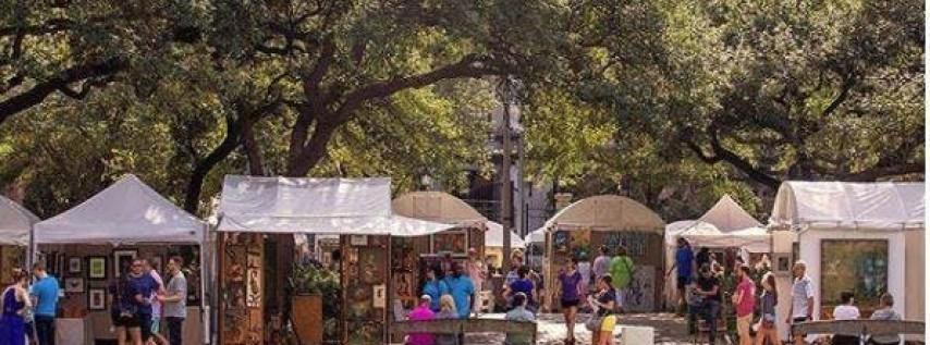 Bayou City Art Festival Downtown 2019