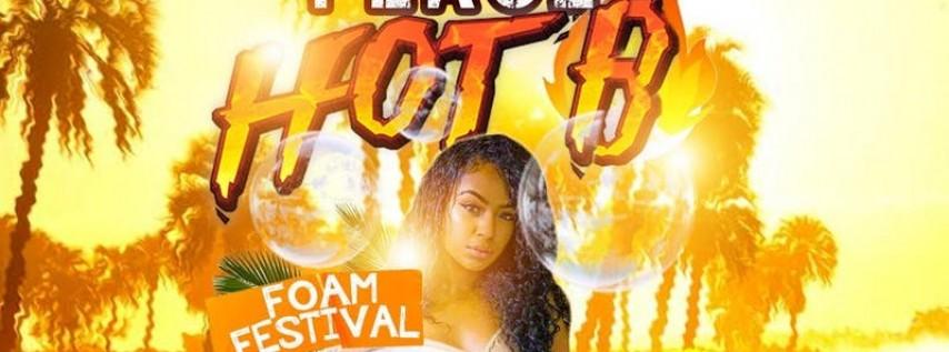Place Hot B 'Foam Festival'