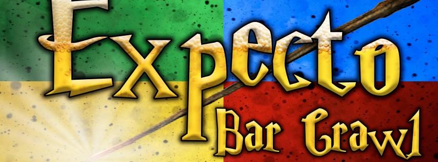 Expecto Bar Crawl - Houston