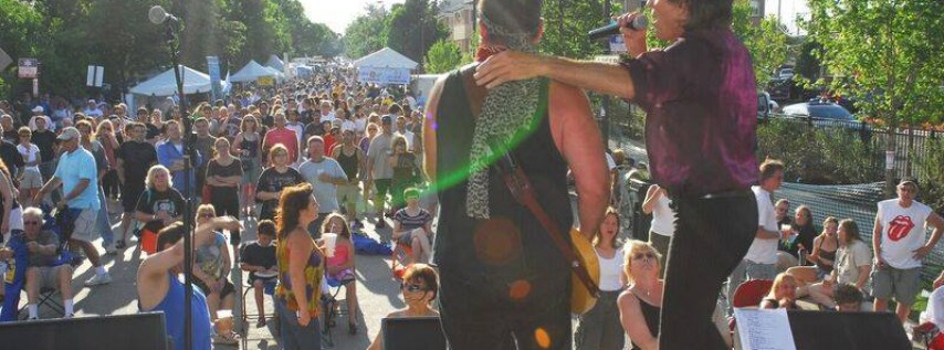 Jeff Fest: Arts & Music Fest