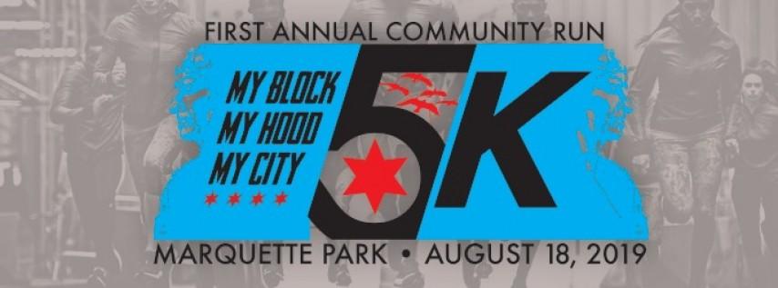 My Block, My Hood, My City 1st Annual Community Run
