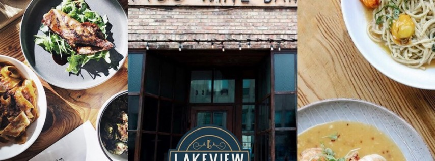 Lakeview Supper Club: 5-Course Wine Pairing at Figo Wine Bar