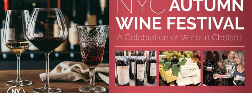 NYC Autumn Wine Festival