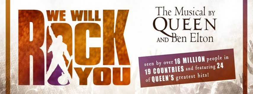 We Will Rock You - The Musical on Tour
