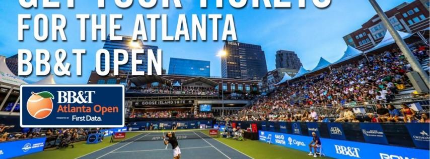 BB&T Atlanta Open Session