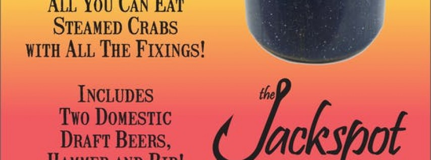 Crab Feast @ the Jackspot at Sunset Beach