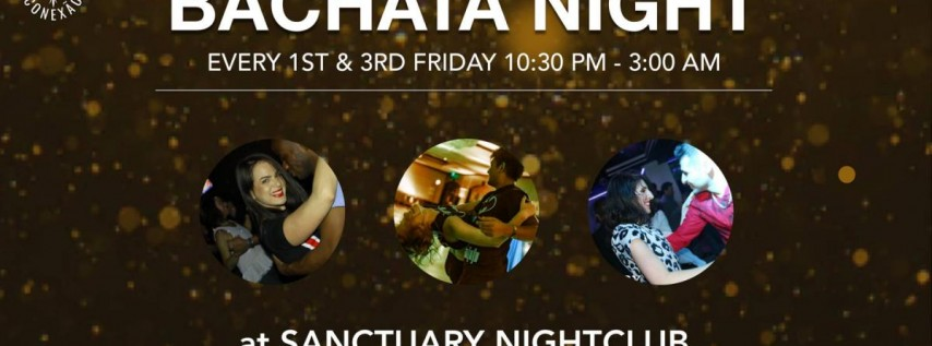 Bachata Room at Sanctuary every 1st and 3rd Friday