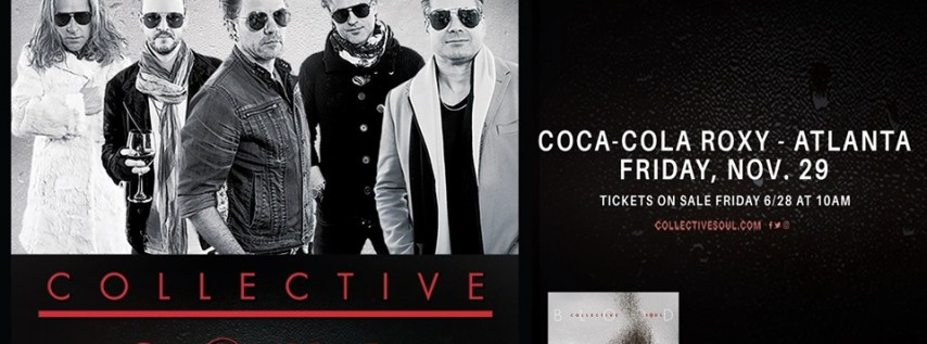 Rock 100.5 Presents Collective Soul