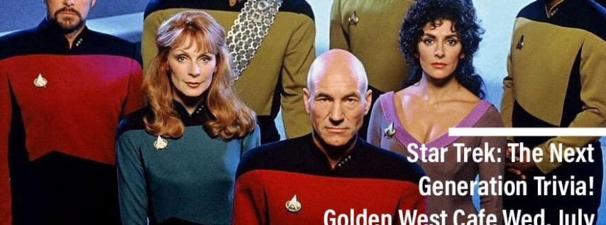 Star Trek: The Next Generation! Trivia