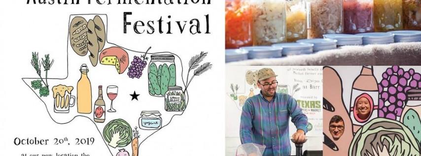 Austin Fermentation Festival 2019 (FREE!)