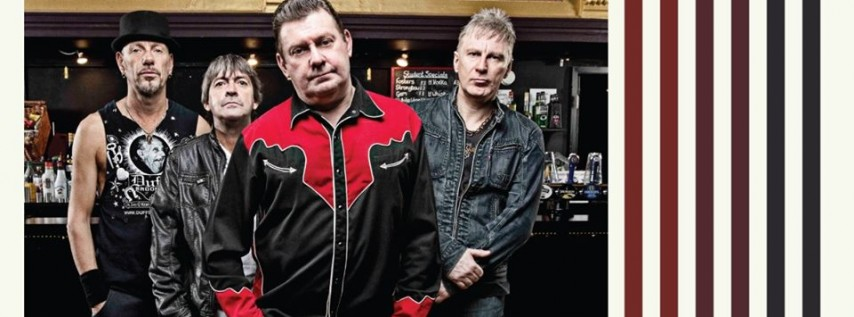 Stiff Little Fingers at Barracuda