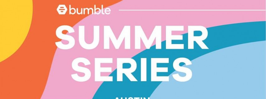 Bumble Summer Series Pool Party