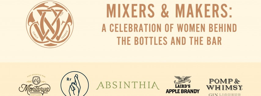 Mixers & Makers at Tales of the Cocktail