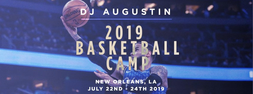 DJ Augustin Basketball Camp 2019
